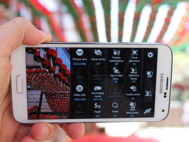 三星起诉韩媒写Galaxy S5负面报道 索赔30万美元